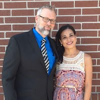 Pastor Steve and his amazing wife Michelle